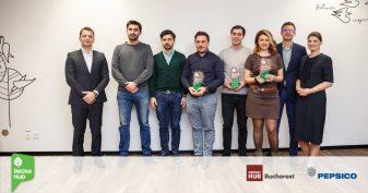Câștigătorii programului ReUse Hub!